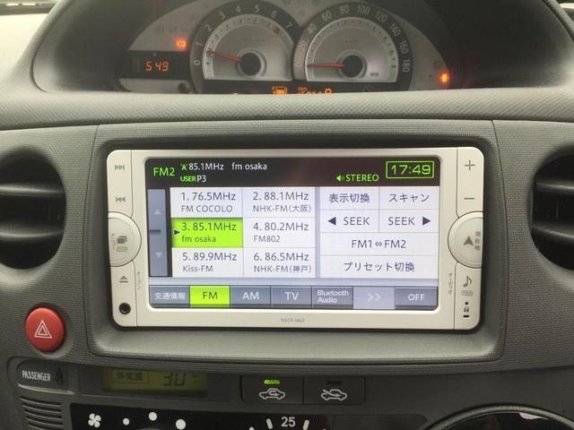トヨタ シエンタ DICE G メモリナビ ワンセグ パワスラ ETC