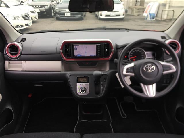 モーダ S 衝突被害軽減システム ワンオーナー 純正ナビ ワンセグテレビ Bluetooth バックカメラ スマートキー プッシュスタート  赤黒ツートンカラー LEDヘッドライト アイドリングストップ ETC(3枚目)