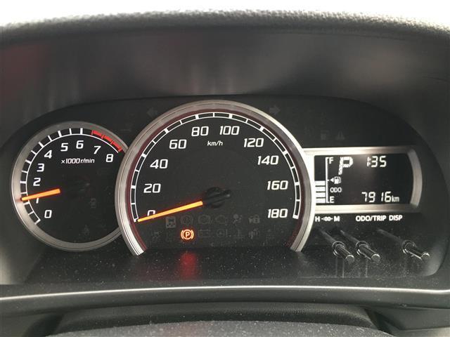 モーダ S 衝突被害軽減システム ワンオーナー 純正ナビ ワンセグテレビ Bluetooth バックカメラ スマートキー プッシュスタート  赤黒ツートンカラー LEDヘッドライト アイドリングストップ ETC(9枚目)