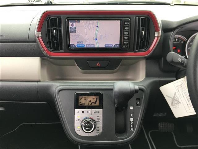 モーダ S 衝突被害軽減システム ワンオーナー 純正ナビ ワンセグテレビ Bluetooth バックカメラ スマートキー プッシュスタート  赤黒ツートンカラー LEDヘッドライト アイドリングストップ ETC(10枚目)