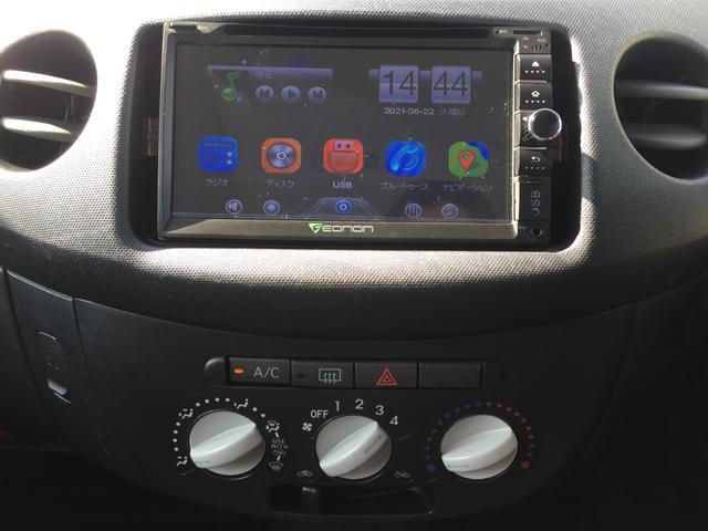 社外ディスプレイオーデイオ CD Bluetooth SD USB 電動格納ミラー 純正フロアマット ヘッドライトレベライザー 純正ドアバイザー