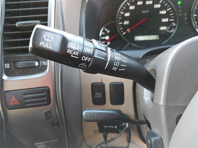 トヨタ ランドクルーザープラド TX 4WD DVDナビ ETC キーレス