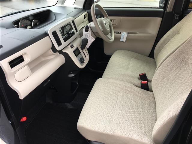 ダイハツ ムーヴキャンバス G SA II 4WD 両側電動スライドドア スマートキー