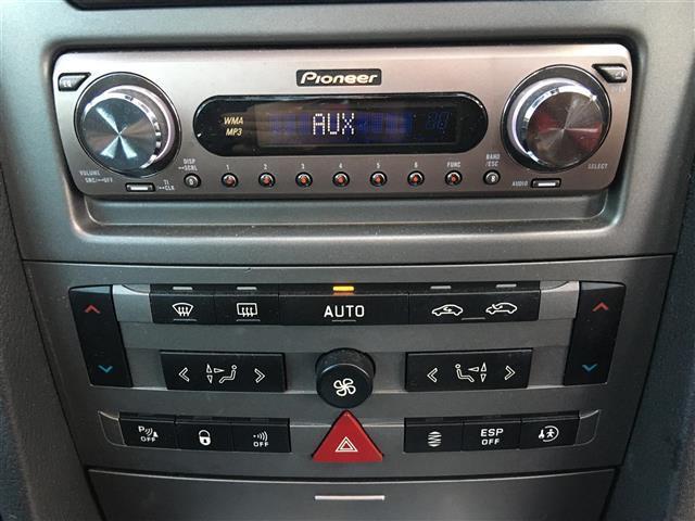 プジョー プジョー 407 Sport 3.0 革シート ETC CD キーレス HID