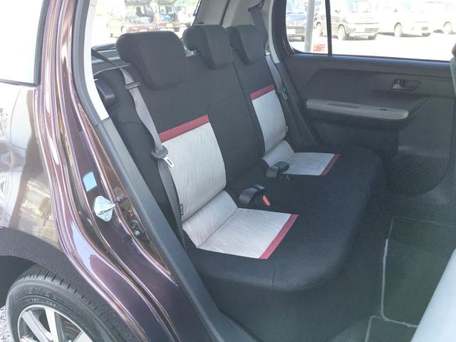 モーダ S 4WD/ワンオナ純正メモリナビ/DVD/BT/CD/社外14インチアルミホイール/純正エンジンスターター/ステアリングスイッチ/アイドリングストップ/D席シートヒーター/ビルトインETC(12枚目)