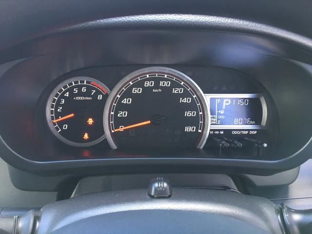 モーダ S 4WD/ワンオナ純正メモリナビ/DVD/BT/CD/社外14インチアルミホイール/純正エンジンスターター/ステアリングスイッチ/アイドリングストップ/D席シートヒーター/ビルトインETC(18枚目)