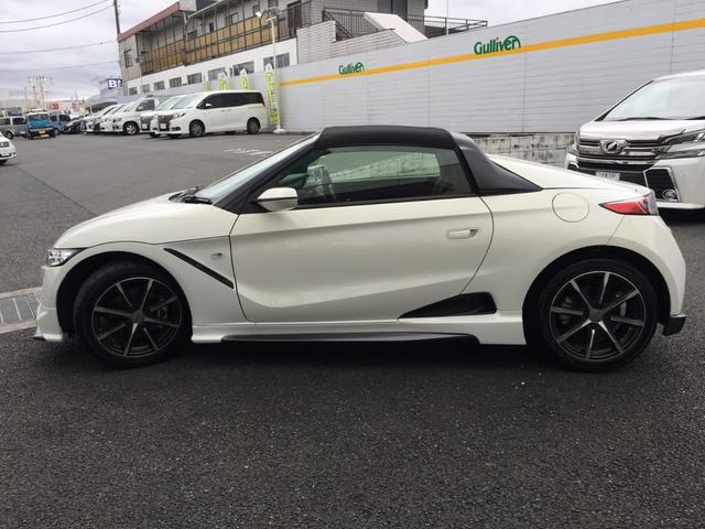 「ホンダ」「S660」「オープンカー」「埼玉県」の中古車18