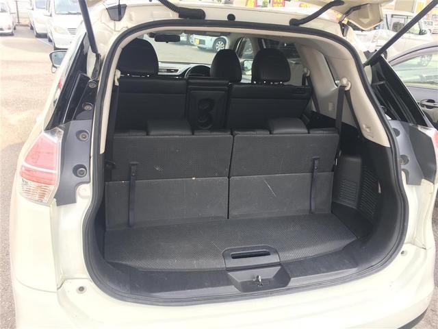 広々したトランクで大きな荷物でも楽々収納可能です!ちょっとしたお買い物時にも荷物をたっぷり積めて便利です♪