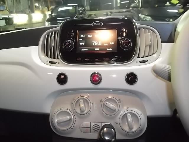 フィアット フィアット 500 1.2 ポップ ワンオーナー ETC CD
