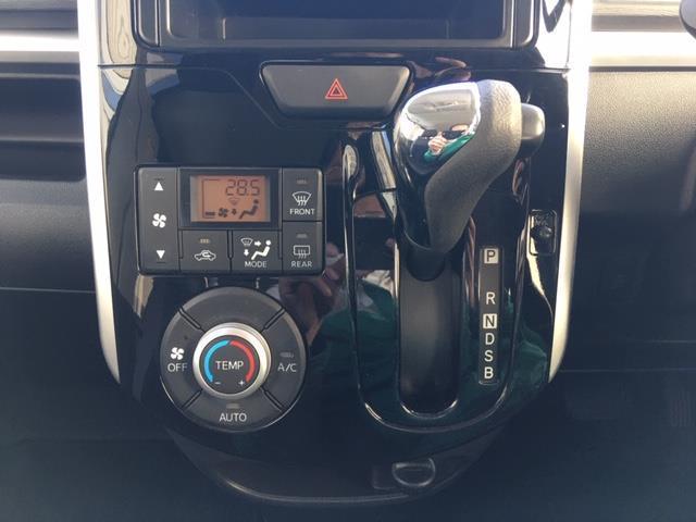 カスタム X SA 4WD ワンオーナー 片側電動 LED(19枚目)