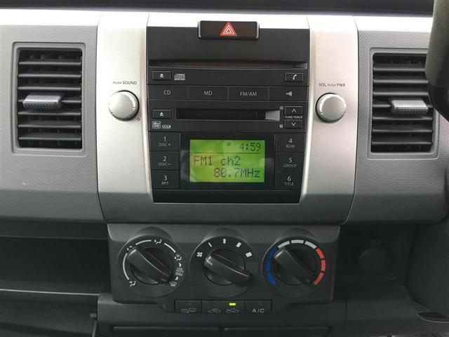 FX-Sリミテッド 4WD CD MD 純正アルミ(3枚目)