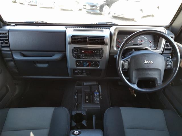 クライスラー・ジープ クライスラージープ ラングラー ジープ・ラングラー サハラ 4WD ETC CD