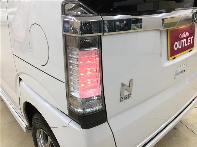 ホンダ N BOXカスタム カスタム GLパッケージ 4WD メモリーナビ HID CD