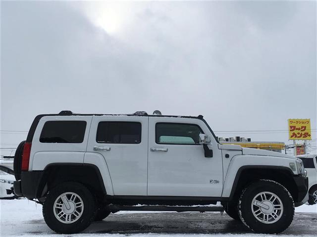 「ハマー」「ハマー H3」「SUV・クロカン」「北海道」の中古車6