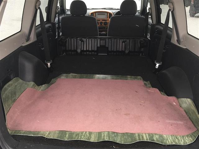 トヨタ サクシードワゴン TX Gパッケージ 4WD