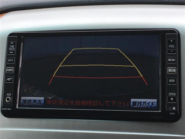 ASプラチナセレクションII/フリップダウン 純正HDDナビ(4枚目)