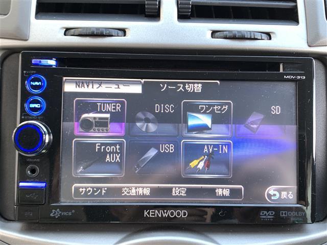 Fリミテッド/車検H32年3月 社外メモリナビ ETC(14枚目)