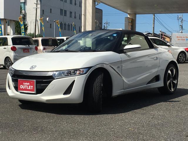 「ホンダ」「S660」「オープンカー」「岐阜県」の中古車3