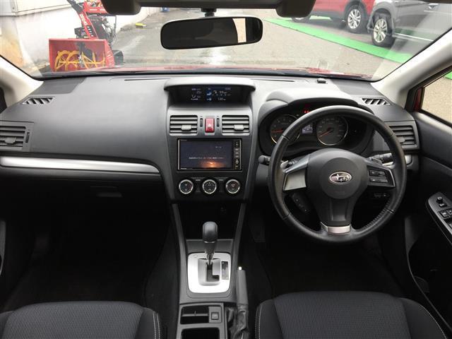 スバル インプレッサスポーツ 2.0i アイサイト 4WD メモリーナビバックカメラETC