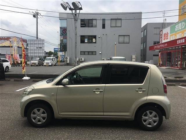 「トヨタ」「パッソ」「コンパクトカー」「福井県」の中古車13