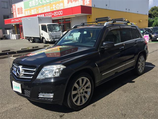 「メルセデスベンツ」「GLKクラス」「SUV・クロカン」「福井県」の中古車5