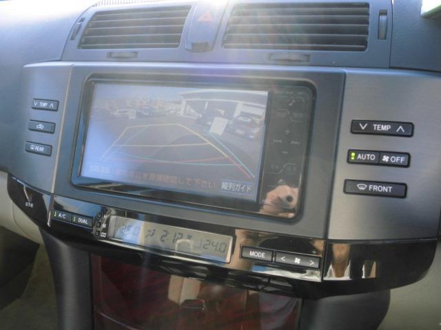 トヨタ マークX 250G Fパッケージ スマートED HDDナビ フルセグ