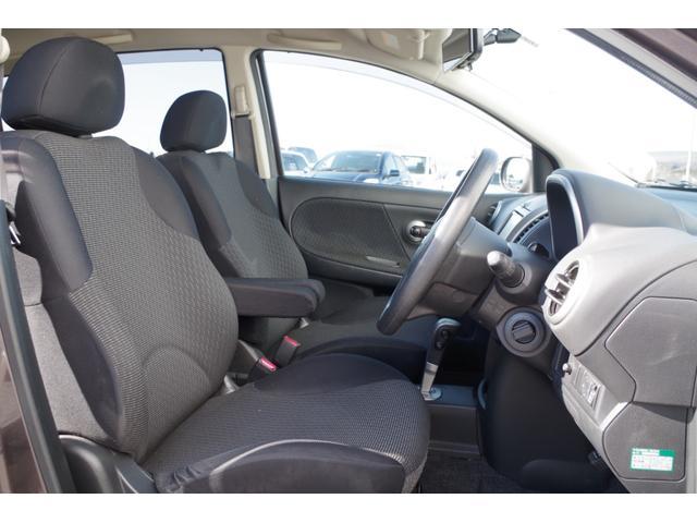 【前方座席】静かな車内でゆっくりとドライブはいかがでしょうか?座り心地も良いですよ♪