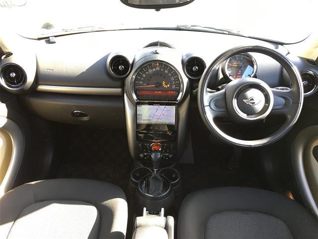 MINI MINI クーパー ワンオーナー 4WD HDDナビ バックカメラ