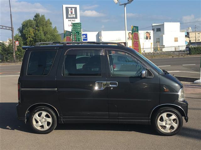カスタム ターボ 4WD社外ナビワンセグTVキーレス(7枚目)