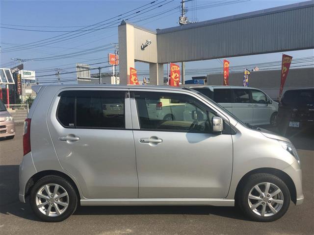 FX-LTD 4WD 純正CD スマートキー 夏冬タイヤ(7枚目)
