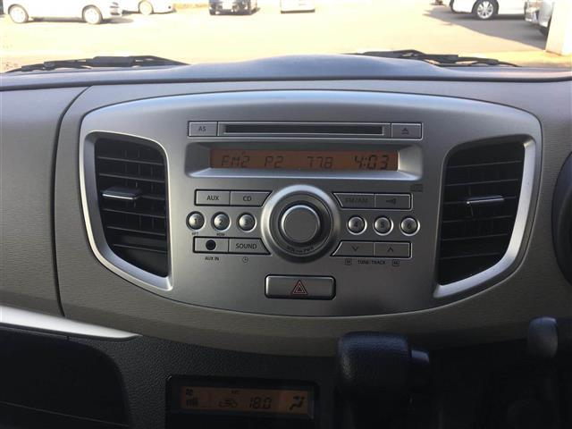FX-LTD 4WD 純正CD スマートキー 夏冬タイヤ(14枚目)