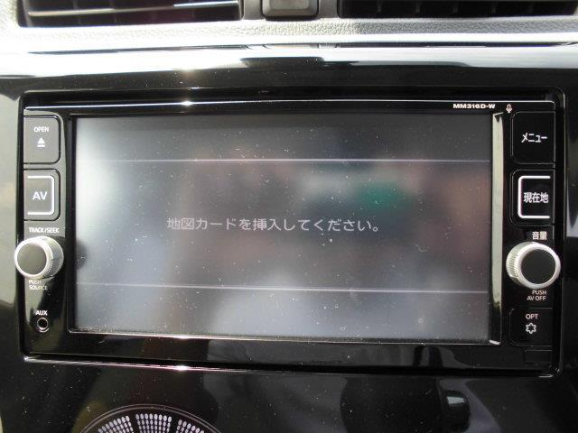 日産 デイズ X/純正SDナビ・フルセグTV・前横後カメラ