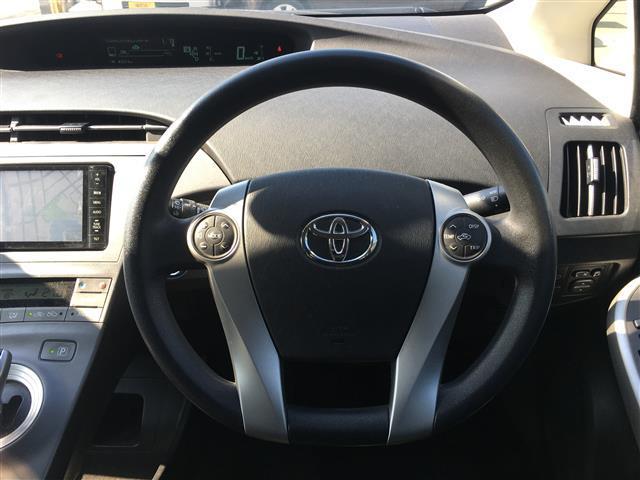 トヨタ プリウス S ツーリングセレクション ワンオーナー メモリナビ ETC