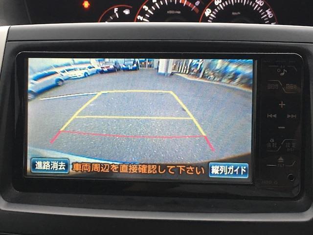 トヨタ ヴォクシー ZS 煌II 純正HDDナビ フルセグ 両側パワスラ