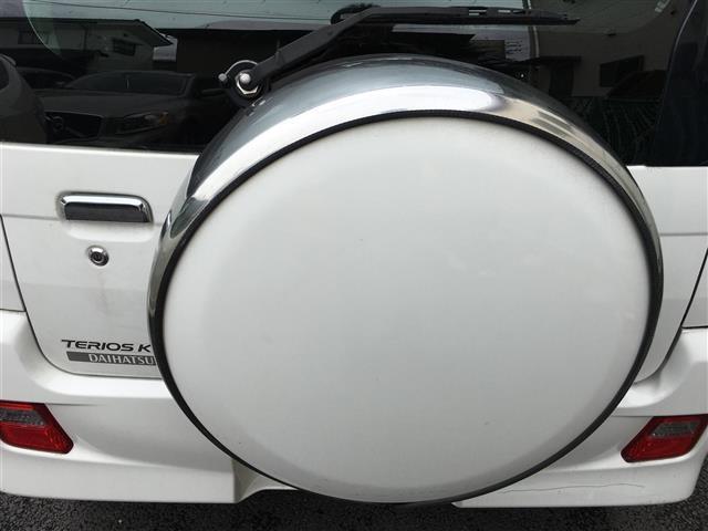 ダイハツ テリオスキッド 4WD カスタムX キーレス ETC