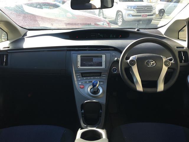 トヨタ プリウス S メモリーナビ バックカメラ ETC スマートキー