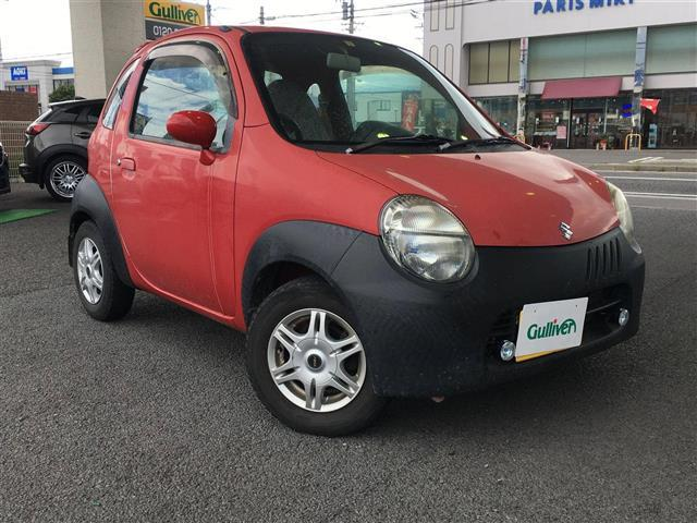 「スズキ」「ツイン」「軽自動車」「長野県」の中古車4