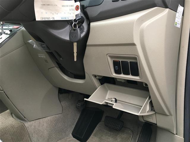 トヨタ アイシス 純正HDDナビ ワンセグTV 両側パワスラドア