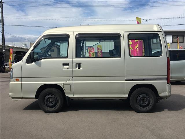 「スバル」「サンバーバン」「軽自動車」「山梨県」の中古車7