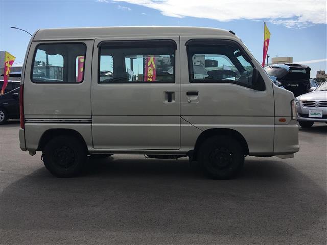 「スバル」「サンバーバン」「軽自動車」「山梨県」の中古車8