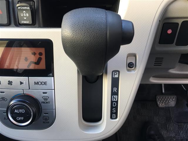 ワンオーナー スマートキー モニター付きオーディオ CD/DVD/BT/AM/FM バックカメラ スマートアシストIII D席シートヒーター オートマチックハイビーム LEDライト フロアマット(13枚目)