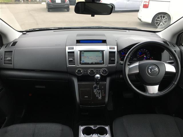 23S 4WD 社外HDDナビ バックカメラ 両側パワースライド スタッドレスタイヤ車載 スマートキー(3枚目)