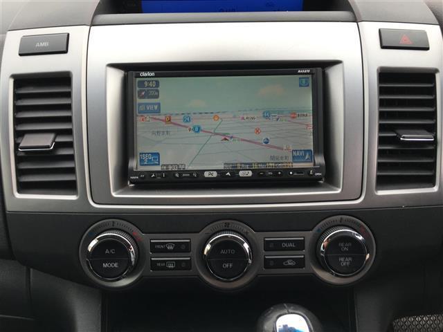 23S 4WD 社外HDDナビ バックカメラ 両側パワースライド スタッドレスタイヤ車載 スマートキー(5枚目)