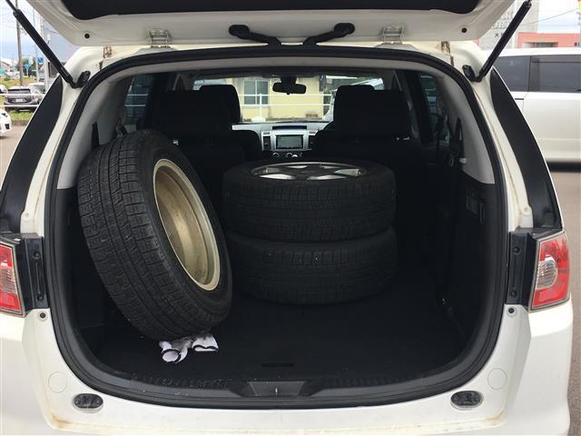 23S 4WD 社外HDDナビ バックカメラ 両側パワースライド スタッドレスタイヤ車載 スマートキー(9枚目)