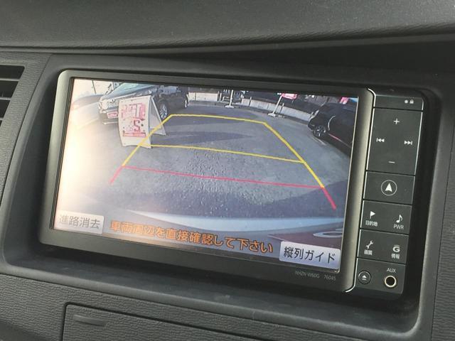 トヨタ アイシス プラタナ HDDナビ パワスラ フルセグ バックカメラ