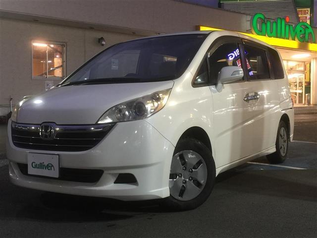 「ホンダ」「ステップワゴン」「ミニバン・ワンボックス」「秋田県」の中古車6