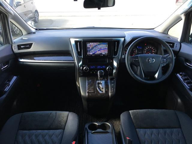 トヨタ ヴェルファイア Z セーフティセンス社外ナビTVビルトインETC両側パワスラ