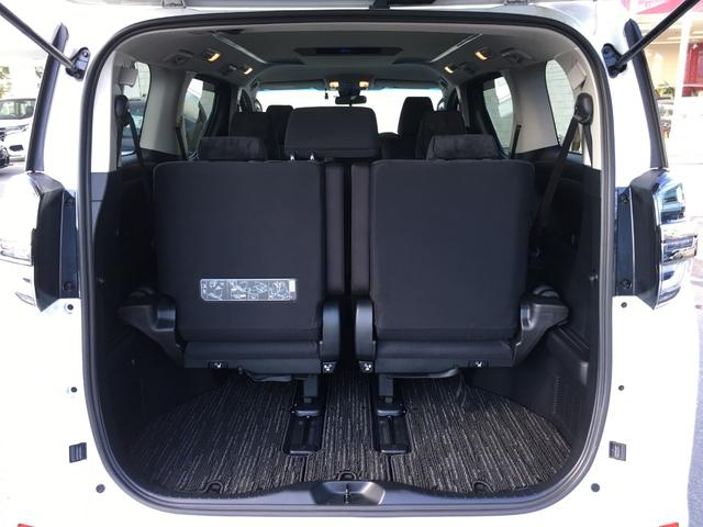 トヨタ ヴェルファイア Z/セーフティセンス社外ナビTV コーナーセンサー ETC