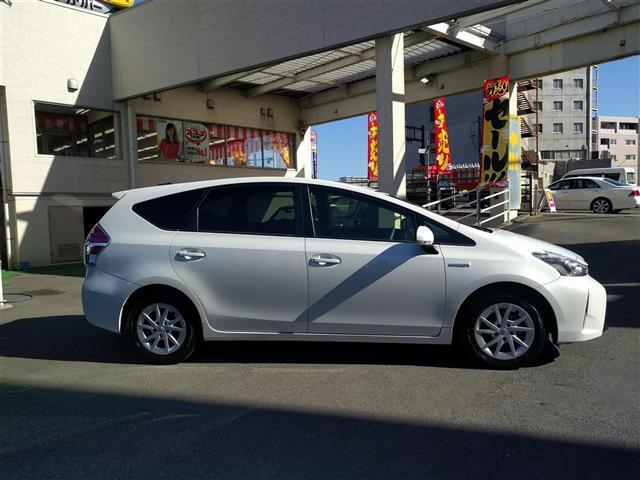 「トヨタ」「プリウスアルファ」「ミニバン・ワンボックス」「新潟県」の中古車5