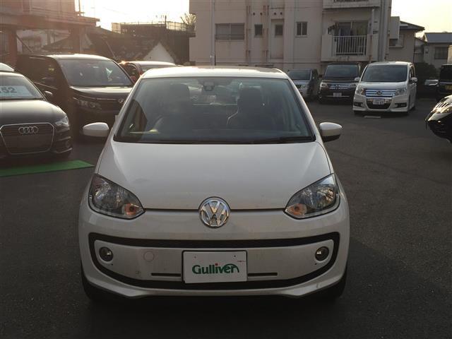 「フォルクスワーゲン」「VW アップ!」「コンパクトカー」「宮崎県」の中古車7